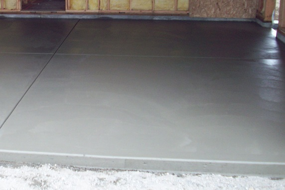 We did this concrete leveling in Milford - Lift and Level
